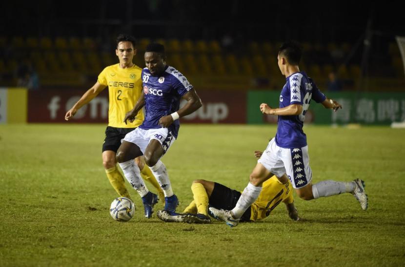Ceres Negros 1-1 Hà Nội FC (Lượt đi Bán kết khu vực AFC Cup 2019)