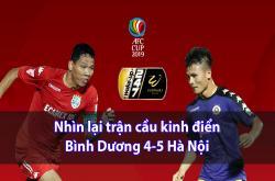 Nhìn lại trận cầu kinh điển Bình Dương 4-5 Hà Nội (V-League 2016)