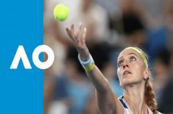 Petra Kvitova 2-0 Katerina Siniakova (Vòng 1 đơn nữ Australia Open 2020)