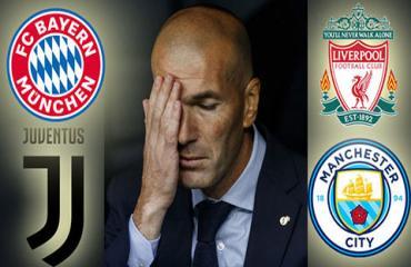 Thêm Liverpool là đối thủ nặng ký Real có thể gặp ở vòng 1/8 Champions League