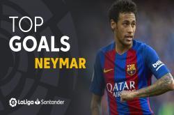 10 bàn thắng đẹp của Neymar tại La Liga