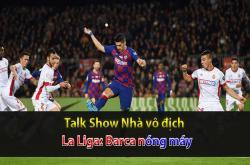 Barca nóng máy cùng Messi (Nhà vô địch 11/12)
