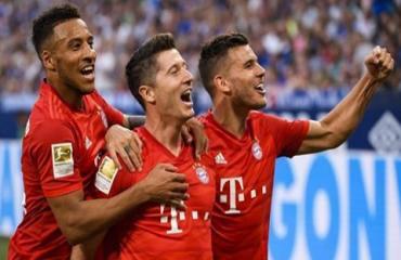Bayern, Cỗ máy bắt đầu trơn tru