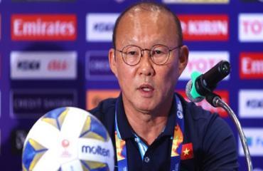 Nếu U23 Việt Nam bị loại, ông Park có lỗi không?
