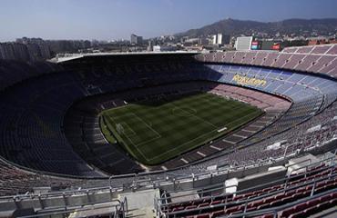 Sân Nou Camp chỉ mở cửa đón CĐV Barca ở màn tiếp đón Napoli