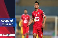 Gương mặt nổi bật  V-League: Vũ Minh Tuấn
