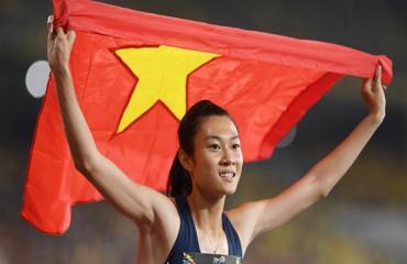 Điểm mặt các đối thủ của điền kinh Việt Nam tại ASIAD 2018