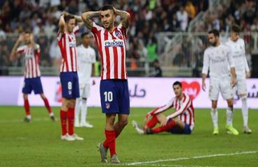 Atletico luôn gặp vấn đề với penalty