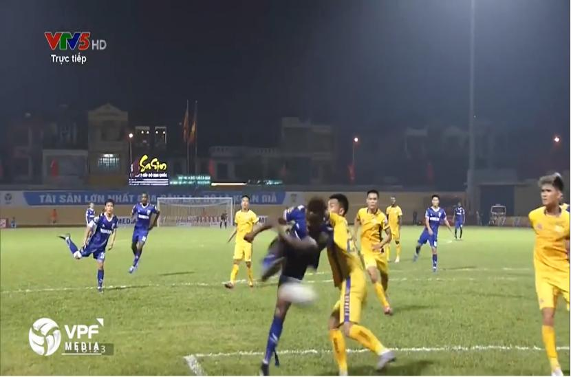 Thanh Hóa 1-1 Bình Dương (Vòng 1 V-League 2019)