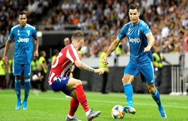 Cristiano Ronaldo là ác mộng của Atletico