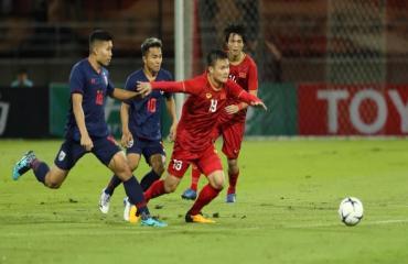 Indonesia hét giá bản quyền trận đá Việt Nam, Hà Nội bị treo sân