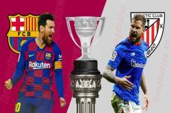 Barcelona vs Athletic Bilbao, 03h00 ngày 24/6: Mệnh lệnh phải thắng