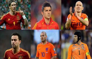 Villa & đội hình các ngôi sao giải nghệ năm 2019