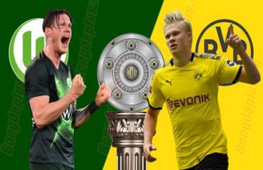 Wolfsburg vs Dortmund, 20h30 ngày 23/5: Thổi lửa trước đại chiến