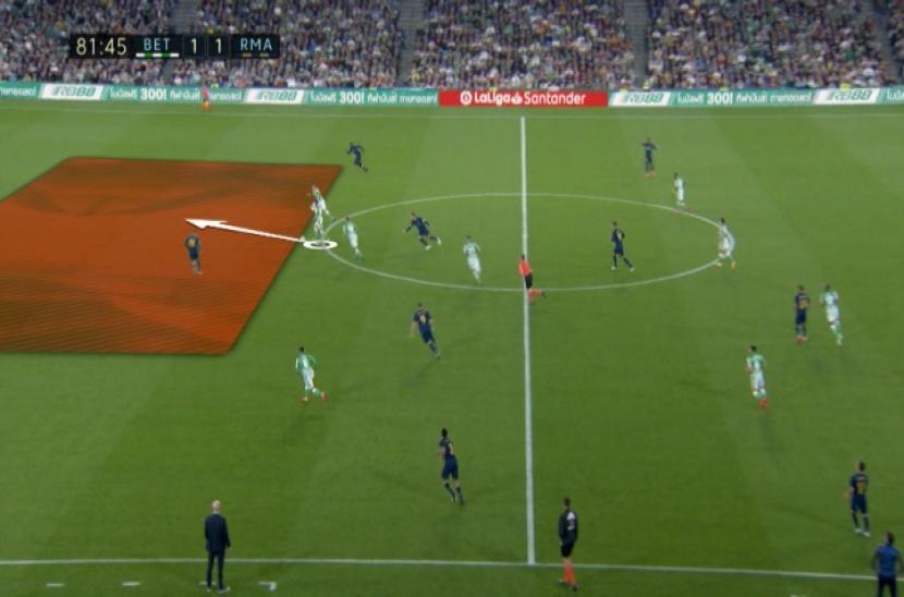 Mổ băng: Cách Real Betis tận dụng triệt để sai lầm của đối phương