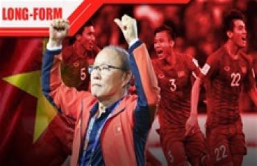 Tầm vóc bóng đá Việt Nam nay đã khác rồi!