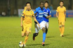SLNA 0-0 Quảng Ninh (Vòng 25 V-League 2019)