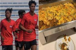 Singapore viết 'tâm thư' xin BTC SEA Games… thức ăn