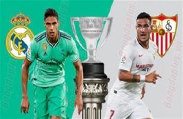 Real Madrid vs Sevilla, 22h00 ngày 18/1: Tiệc mừng tân vương