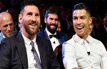 Ronaldo: 'Tôi và Messi không phải là bạn'