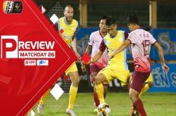 Thông tin trước vòng đấu cuối V-League 2019