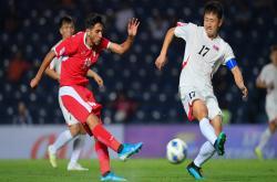 U23 Triều Tiên 1-2 U23 Jordan (Bảng D U23 châu Á 2020)