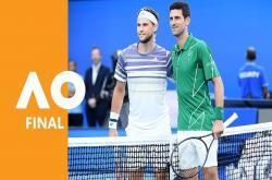 Djokovic 3-2 Dominic Thiem (Chung kết Australia Open 2020)