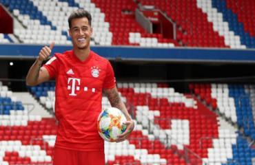 Coutinho đã sẵn sàng cho thử thách ở Bayern