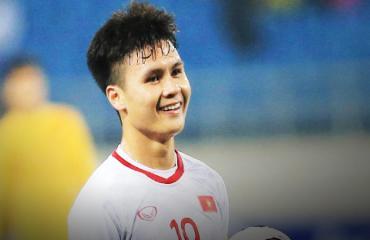 Quang Hải: Tuổi 22 và sứ mệnh vàng tại SEA Games 2019