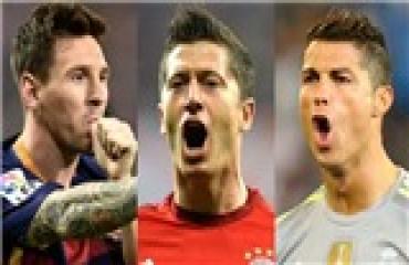 Đội hình xuất sắc nhất thập kỉ qua của châu Âu: Vinh danh Messi, Ronaldo và Lewandowski
