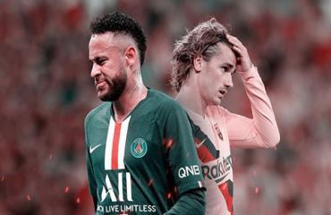 Barca chơi lớn khi tính đổi Griezmann lấy Neymar