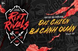 CHÍNH THỨC: Liên minh VCS x LMS tham dự Rift Rivals 2019, đối đầu LCK và LPL