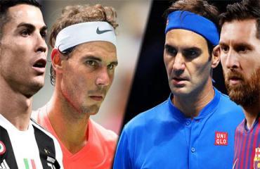 Federer: 'Tôi và Nadal được so sánh như Messi-Ronaldo'