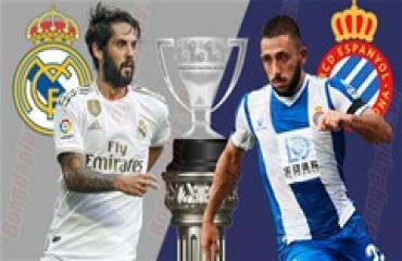 Real Madrid vs Espanyol, 19h00 ngày 7/12: Tăng tốc đến đại chiến