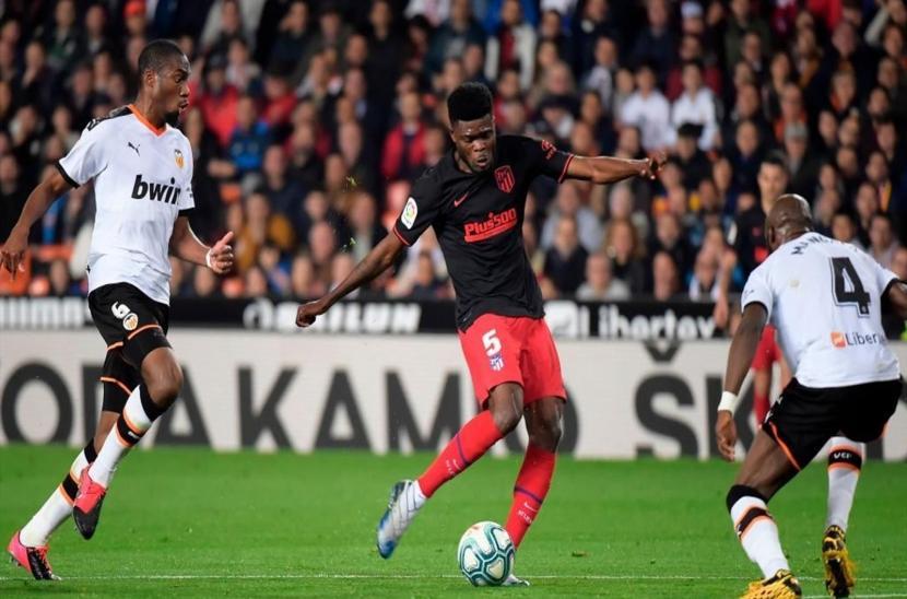Valencia 2-2 Atletico (Vòng 24 La Liga 2019/20)
