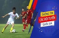 U22 Việt Nam đấu tập nội bộ trong đợt tập trung thứ 3