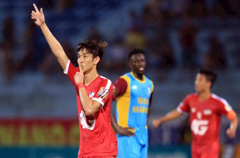 Viettel 2-0 Khánh Hòa (Vòng 17 V-League 2019)