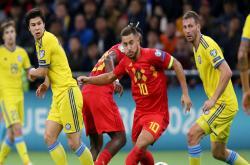 Kazakhstan 0-2 Bỉ (Vòng loại EURO 2020)