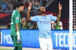 Man City 4-1 West Ham (Giao hữu CLB 2019)