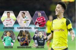10 phát hiện lớn nhất của Bundesliga mùa giải 2018/19