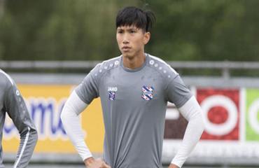 Hà Nội FC xác nhận Heerenveen chưa muốn gia hạn với Văn Hậu