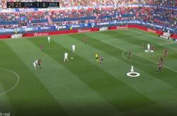 Mổ băng: Luka Modric đã xuyên thủng hàng phòng ngự Osasuna