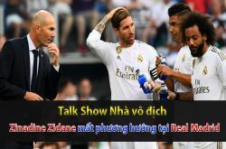 Zidane mất phương hướng tại Real (Nhà vô địch 11/09)