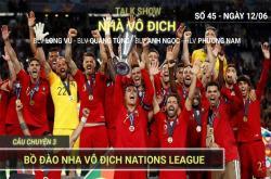 Nhà vô địch (12/06): Bồ Đào Nha lại thống trị châu Âu (UEFA Nations League 2018/19)