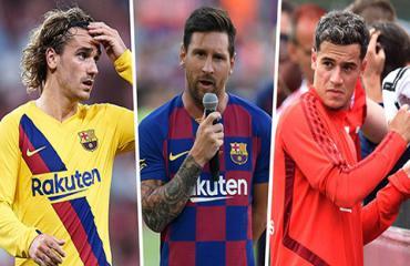 Tiêu 400 triệu euro, Barcelona vẫn lệ thuộc Messi