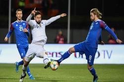 Iceland 0-1 Pháp (Vòng loại EURO 2020)