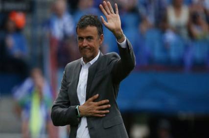 Luis Enrique để ngỏ khả năng trở lại Barca