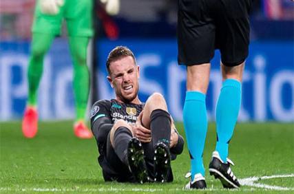Liverpool nhận hung tin từ Henderson