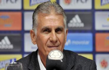 HLV Carlos Queiroz dẫn dắt ĐT Colombia