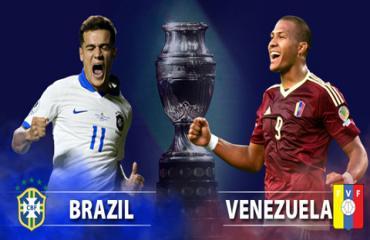 Brazil vs Venezuela, 07h30 ngày 19/6: Selecao sẽ giành vé sớm